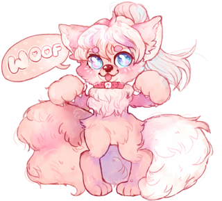 Pink Wolf by Twin Spades Resized.png