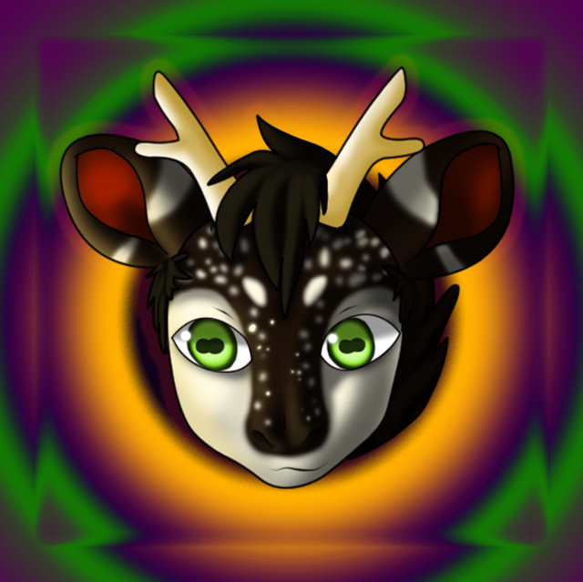 Vale deer avatar with bg and frame 3.png